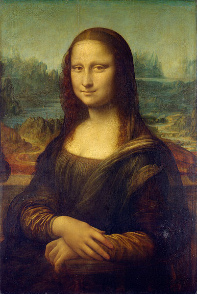Mona Lisa da Vinci Leonardo da Vincis Mona Lisa