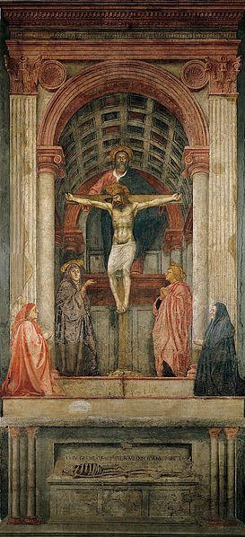 masaccio holy trinity essay