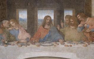 Leonardo Da Vinci S Last Supper Italianrenaissance Org
