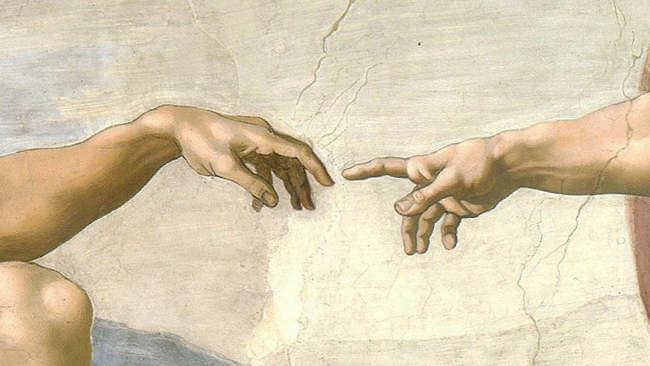 Michelangelo's Creation of Adam - ItalianRenaissance.org