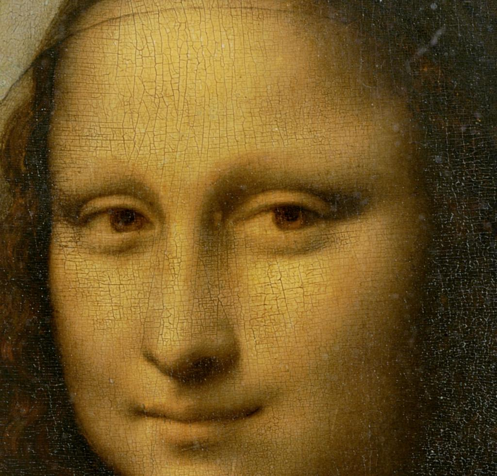 Image result for da vinci mona